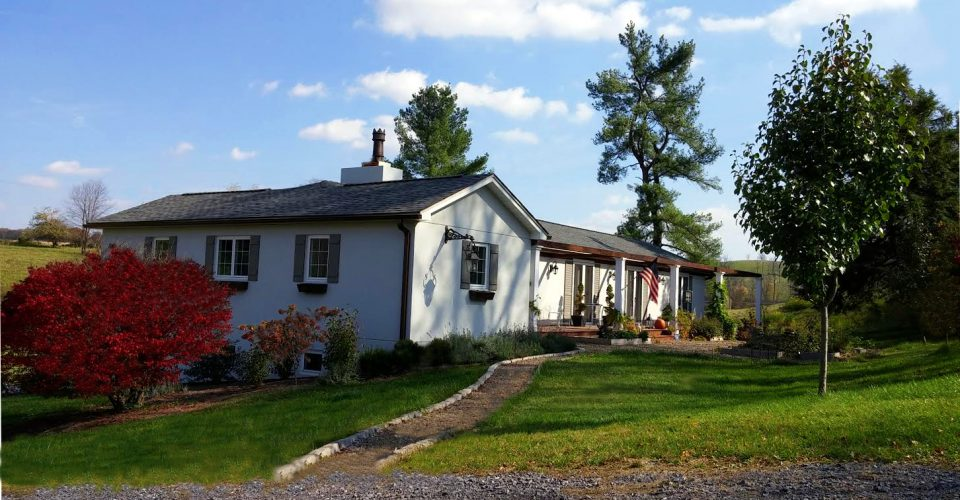 Country homes near State College, rural lifestyle, homes to keep horses